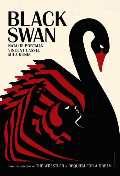 cartaz cisne negro